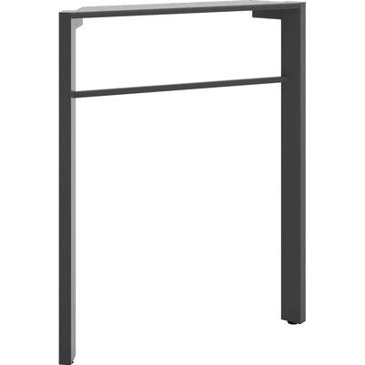 28.5 H x 23.5 W Desk Leg