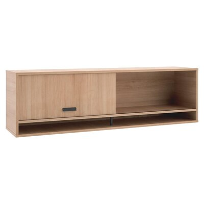 Manage 17.8 H x 36 W Desk Hutch Finish: Wheat