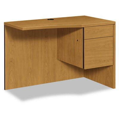 10500 Series 29.5 H x 48 W Right Desk Return