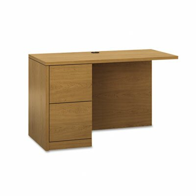 10500 Series 29.5 H x 48 W Desk Return Finish: Harvest, Location: Left