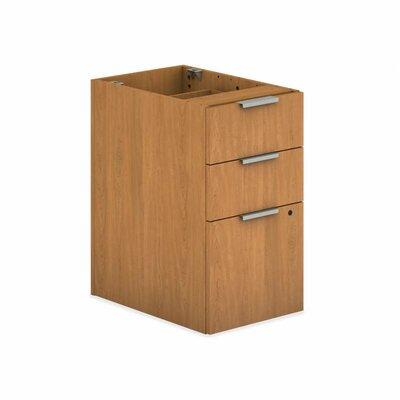 Voi 28.5 H x 16 W Desk File Pedestal