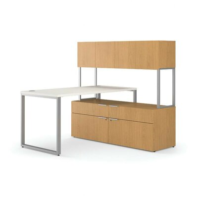 Voi Executive Desk with Stack 2 Locking Lateral Product Picture 387