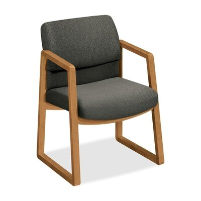 2400 Series Guest Chair Color: Harvest Gray