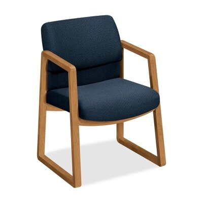 2400 Series Guest Chair Color: Fabric Blue
