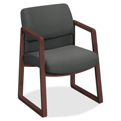 2400 Series Guest Chair Color: Fabric Gray