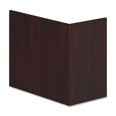 Support End Panel Finish: Mahogany