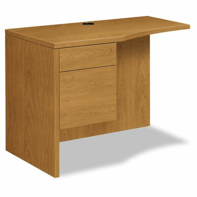 10500 Series 29.5 H x 42 W Left Desk Return