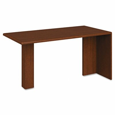 10700 Series 29.5 H x 60 W Desk Peninsula Finish: Henna Cherry