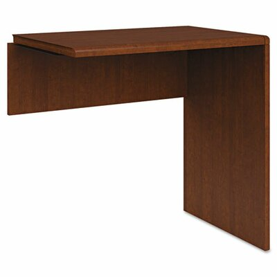 10700 Series 29.5 H x 30 W Right Desk Return Finish: Henna Cherry