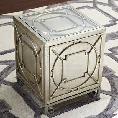 Arabesque End Table