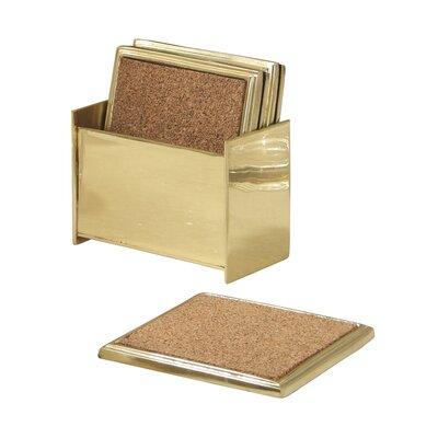 Brass Coaster 9.91888