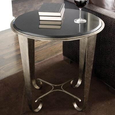 Quad Loop End Table