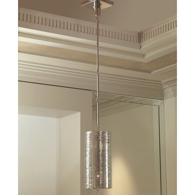 Coil Mini Pendant Finish: Polished Nickel