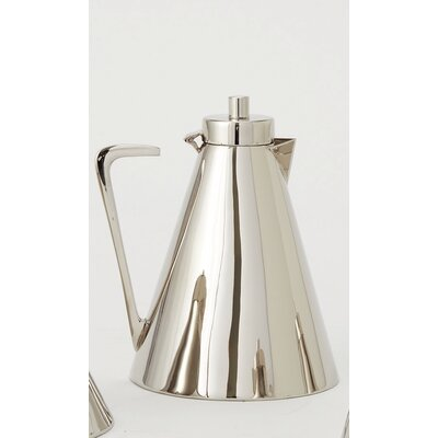 Charlton Stainless Steel Tea Pot