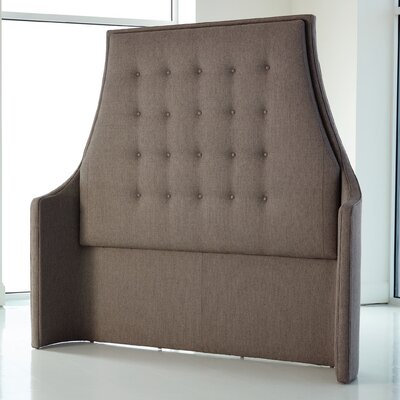 Wayne Margo Upholstered Wingback Headboard Size: King
