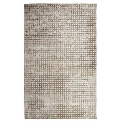 Lavello Hand-Woven Brown Area Rug Rug Size: Rectangle 5 x 8