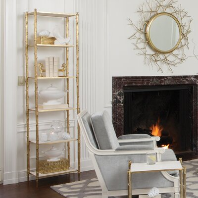 Arbor Etagere Bookcase Product Photo 1670