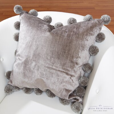 Julia Buckingham Cheer Throw Pillow