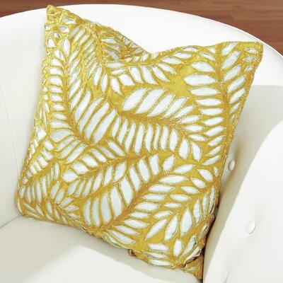 Frond Throw Pillow