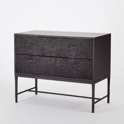 Kyoto 2 Drawer Chest