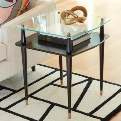 Reveal End Table