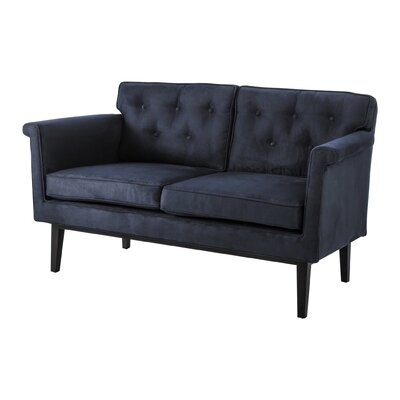 Emerywood Loveseat Upholstery: Doro Suede