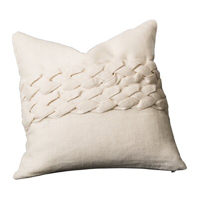 Avola Braided Throw Pillow