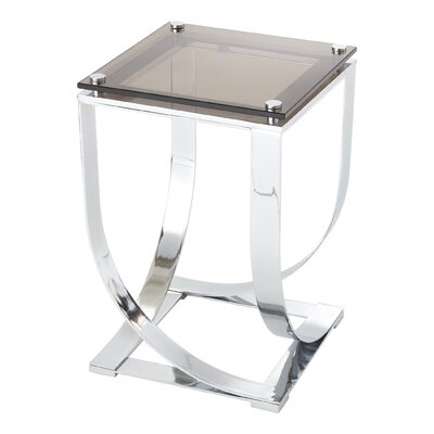 Swish End Table
