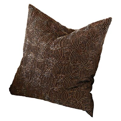 Encrusted Throw Pillow