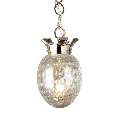 Extra Chain 2-Light Globe Pendant