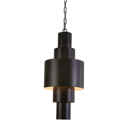 Babylon Bar 2-Light Geometric Pendant