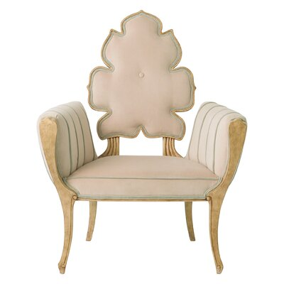 Wiggle Armchair Upholstery: Pearl
