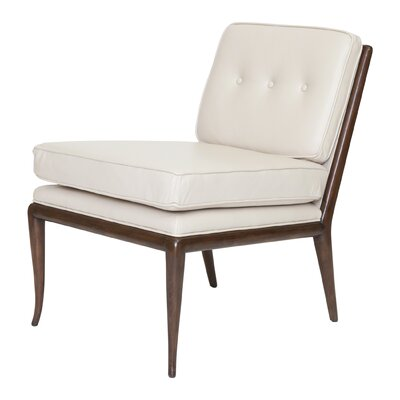 Wilson Side Chair Upholstery: Beige