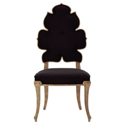 Wiggle Upholstered Dining Chair