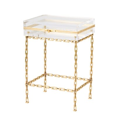 Trinket End Table