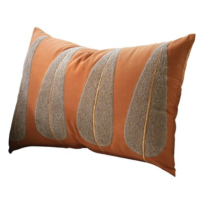 Copper Tree 100% Cotton Lumbar Pillow