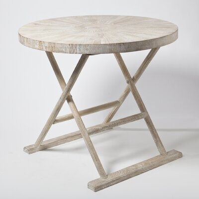 Driftwood Loft End Table