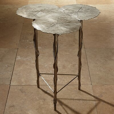 Trois Lily Pad End Table