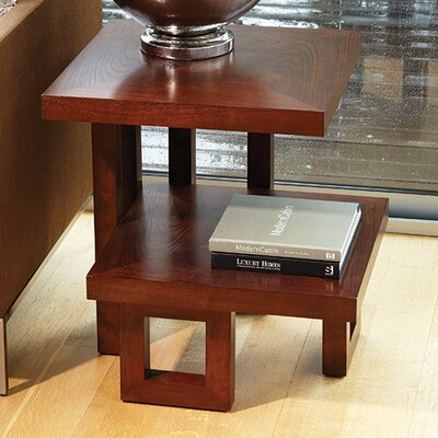 Step-up End Table