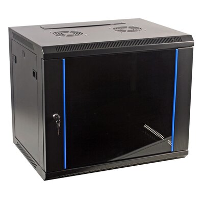 Wall Mount Enclosure Size: 25 H x 24 W x 24 D