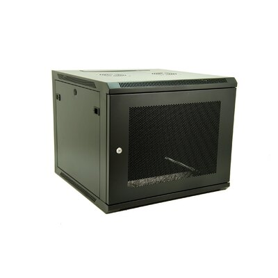 Wall Mount Enclosure Size: 35 H x 19 W x 18 D