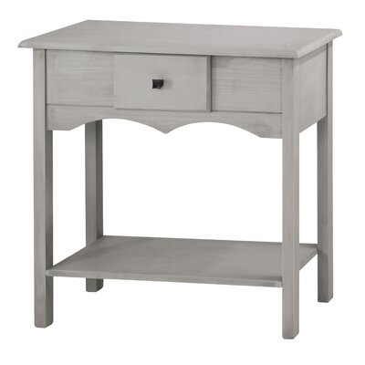 Robertson Tall Sideboard with 1 Full Extension Drawer Color: Gray Wash