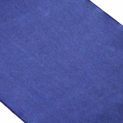 Oakfield Table Runner Color: Navy Blue