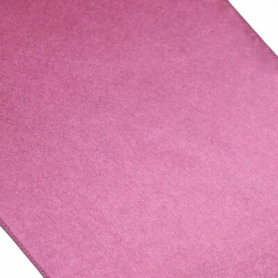 Oakfield Table Runner Color: Pink