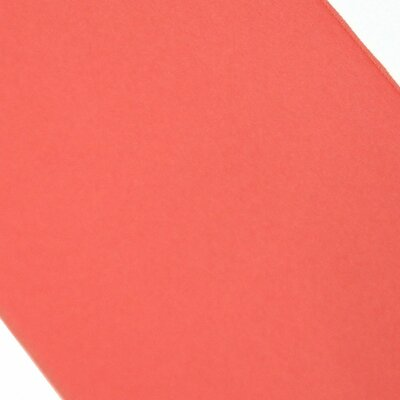 Catanzaro Polyester Table Runner Color: Coral