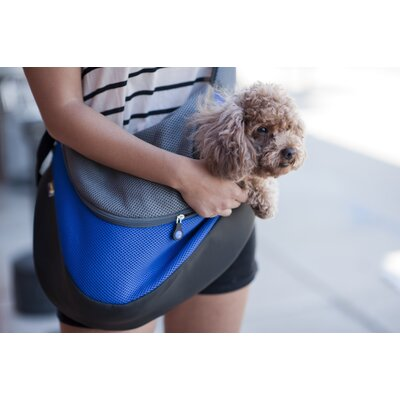 Wacky Paws Pet Sling - Color: Blue, Size: Large at Sears.com