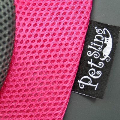 Wacky Paws Pet Sling - Color: Pink, Size: Large at Sears.com