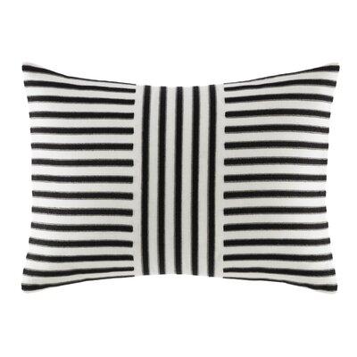Vibrance Embroidered Cotton Boudoir/Breakfast Pillow