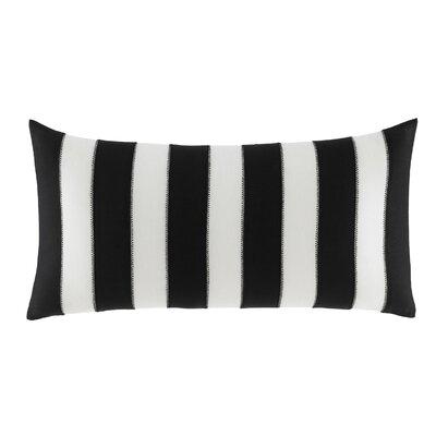 Vibrance Cabana Stripe Cotton Lumbar Pillow