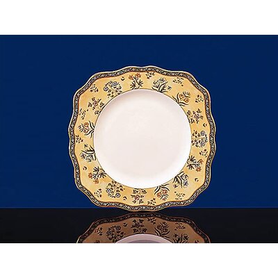 India 8.2 Square Salad Plate (set Of 4)